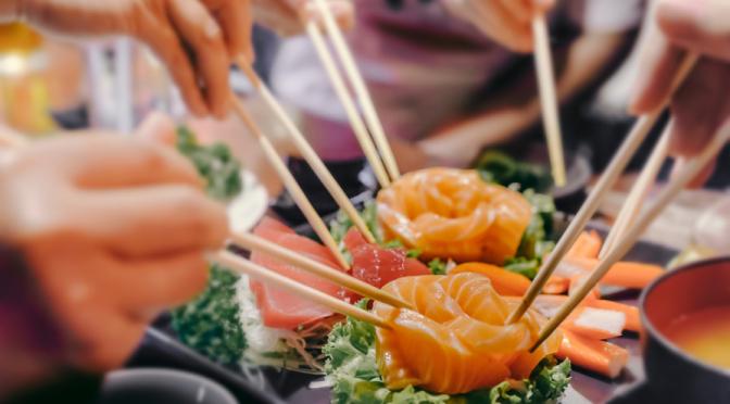 anisakis sushi